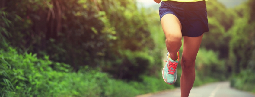 Running and walking helps improve gut health and microbiome